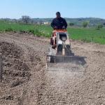 Livellamento del terreno agricolo: quando e come effettuarlo?