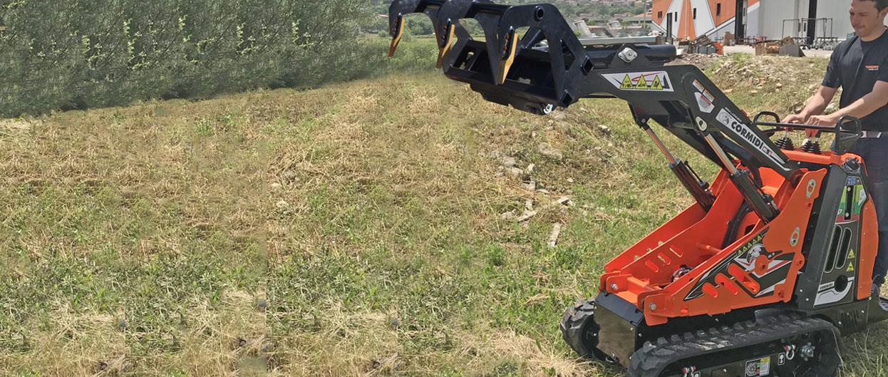 lavorazione del terreno